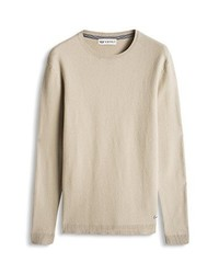 Jersey en beige de ESPRIT Collection