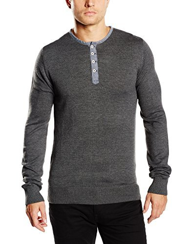 Jersey en gris oscuro de CASUAL FRIDAY