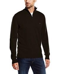 Jersey en marrón oscuro de Calvin Klein