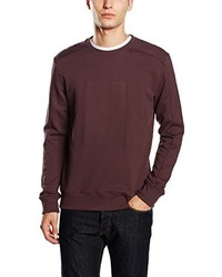 Jersey en marrón oscuro
