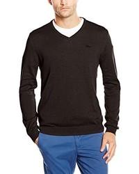 Jersey en marrón oscuro de s.Oliver