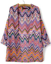 Jersey en multicolor
