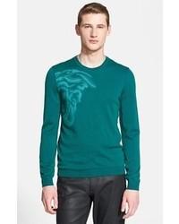 Jersey en verde azulado