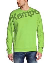 Jersey en verde menta de Kempa