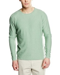 Jersey en verde menta de SPRINGFIELD