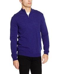 Jersey en violeta de Benetton