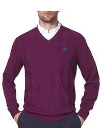 Jersey en violeta de IJP Design
