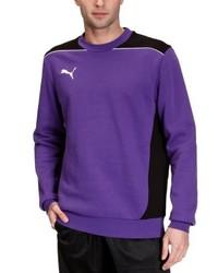 Jersey en violeta de Puma
