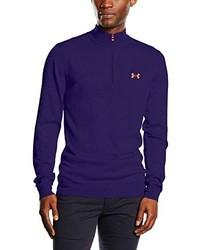 Jersey en violeta de Under Armour