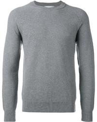 Jersey gris de AMI Alexandre Mattiussi