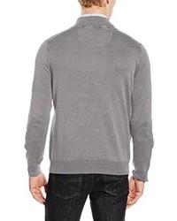 Jersey gris de CALAMAR MENSWEAR