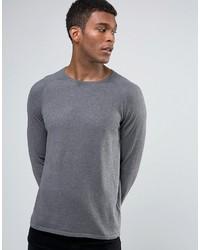Jersey gris de Hugo Boss