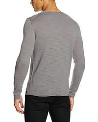 Jersey gris de Karl Lagerfeld