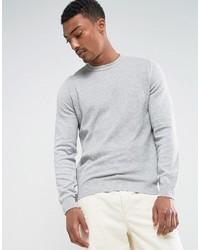 Jersey gris de Mango