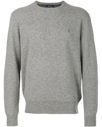 Jersey gris de Polo Ralph Lauren