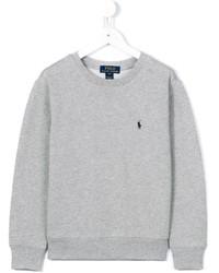 Jersey gris de Ralph Lauren