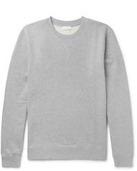 Jersey gris de Sunspel