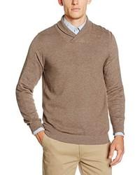 Jersey marrón claro de Celio