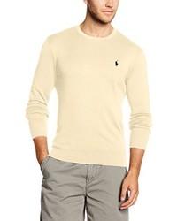 Jersey marrón claro de Polo Ralph Lauren