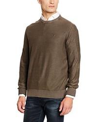 Jersey marrón de LERROS