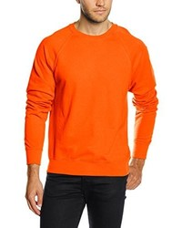Jersey naranja de Fruit of the Loom