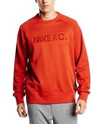 Jersey naranja de Nike