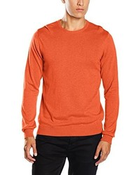 Jersey naranja de Paul James Knitwear