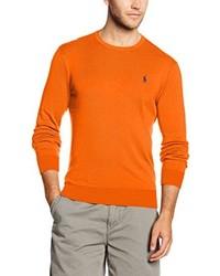 Jersey naranja de Polo Ralph Lauren