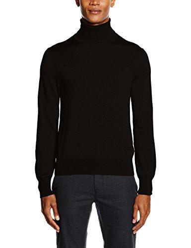 Jersey negro de Brooks Brothers