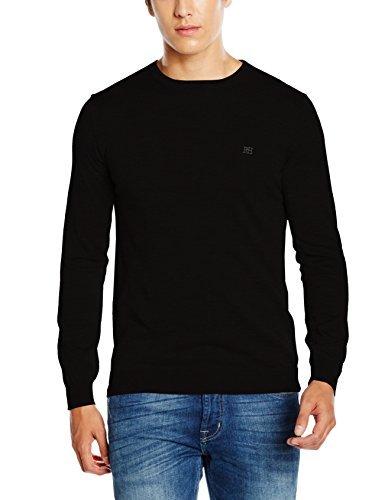 Jersey negro de Cortefiel