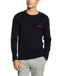 Jersey negro de Emporio Armani