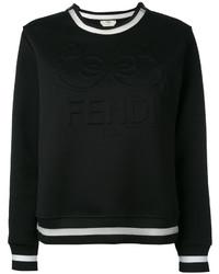 Jersey negro de Fendi