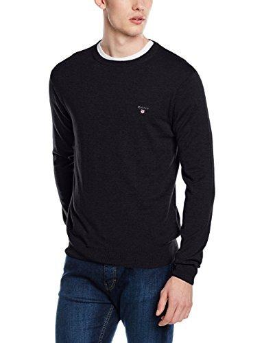Jersey negro de Gant