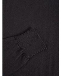 Jersey negro de oodji Ultra