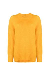 Jersey oversized amarillo de Isabel Marant