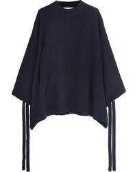 Jersey Oversized Azul Marino de Chloé