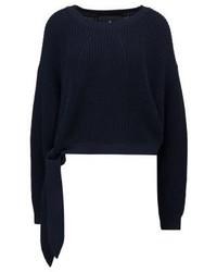 Jersey Oversized Azul Marino de Designers Remix