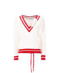 Jersey oversized blanco de Off-White