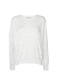 Jersey oversized blanco de T by Alexander Wang