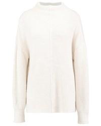 Jersey Oversized Blanco de Topshop