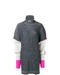 Jersey oversized en multicolor de Balenciaga