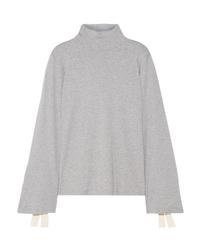 Jersey oversized gris de Clu