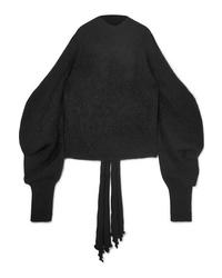 Jersey oversized negro de 16Arlington