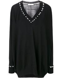 Jersey Oversized Negro de Givenchy