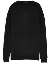 Jersey oversized negro de Haider Ackermann