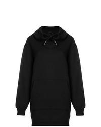 Jersey oversized negro de T by Alexander Wang