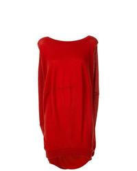 Jersey oversized rojo de Marni