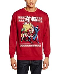Jersey rojo de Batman