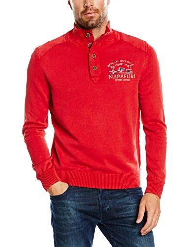 Jersey rojo de Napapijri
