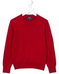 Jersey rojo de Ralph Lauren